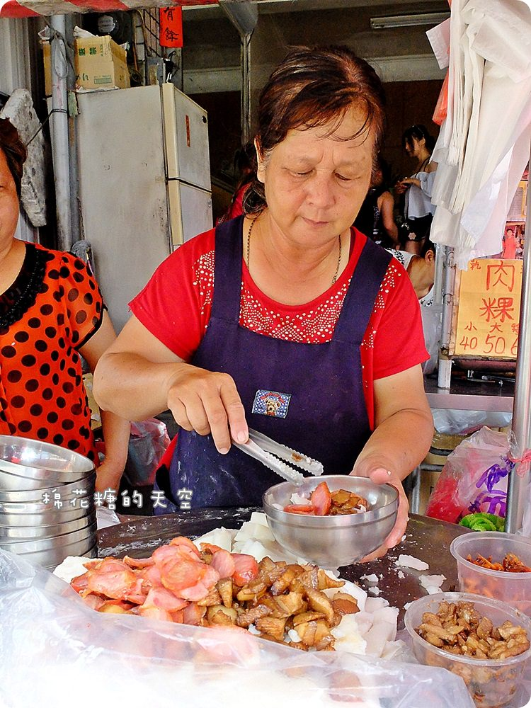 東港美食推薦  肉粿老店就在東港漁港旁,鹹香海味超好吃