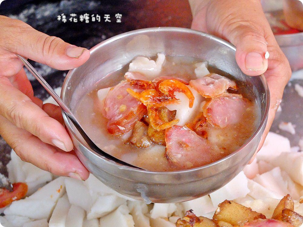 東港美食推薦||肉粿老店就在東港漁港旁,鹹香海味超好吃