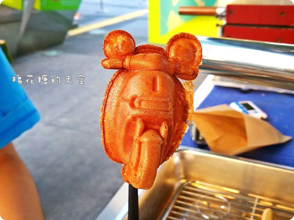 Gogoro夢幻樂園最終站在台中~竟然還有立體Gogoro雞蛋糕!