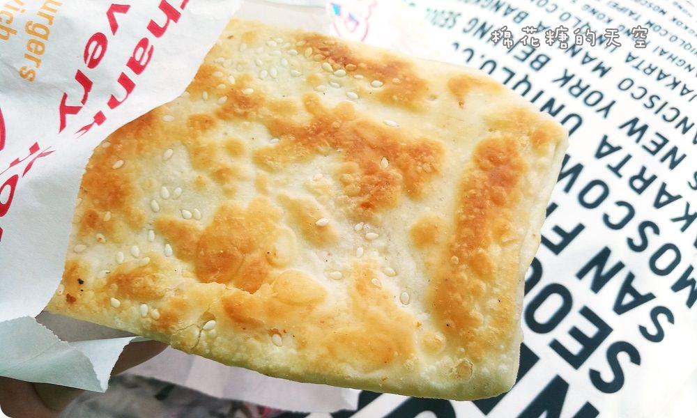 東勢隱藏版老祖早點~獨特灌蛋餅現做現烤最美味