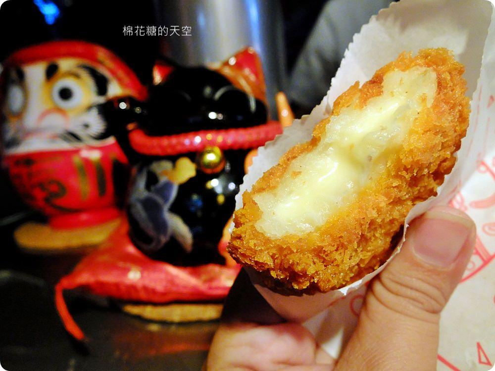 台中龍富夜市內藏高檔日式炸物,不二魂日式雞排外酥內多汁、超厚超飽口!