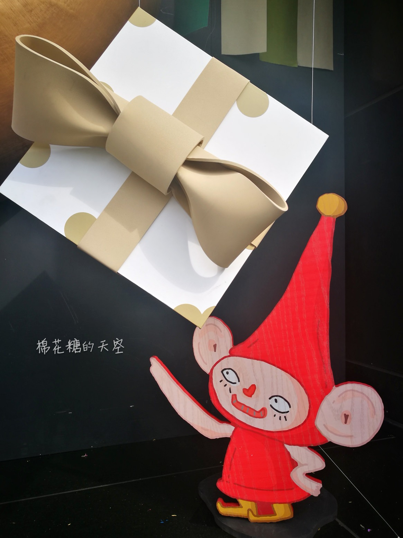 叮叮噹~勤美聖誕村開村啦!聖誕老公公放大假,小精靈代班送禮物