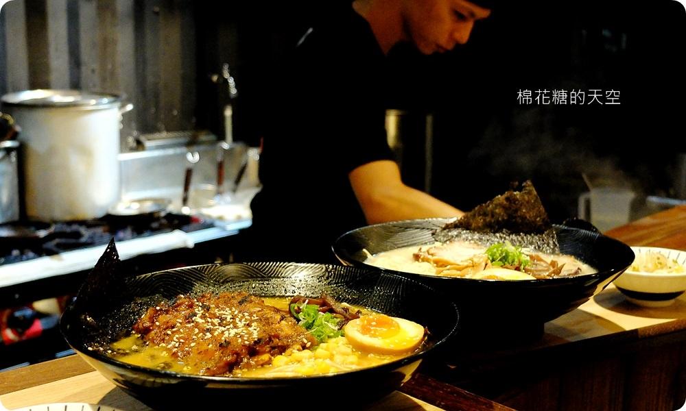 夜間限定美食沙鹿日出町,蓋飯、拉麵、小菜通通超人氣!