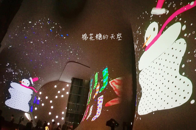 20171215170612 25 - 臺中國家歌劇院繽紛聖誕夢,魔幻隧道添童趣胡桃鉗娃娃換裝秀,文末有完整影片