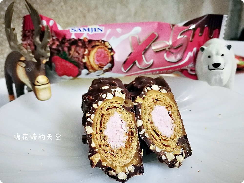 超商草莓巧克力PK賽,日本、韓國、台灣三國代表大對決