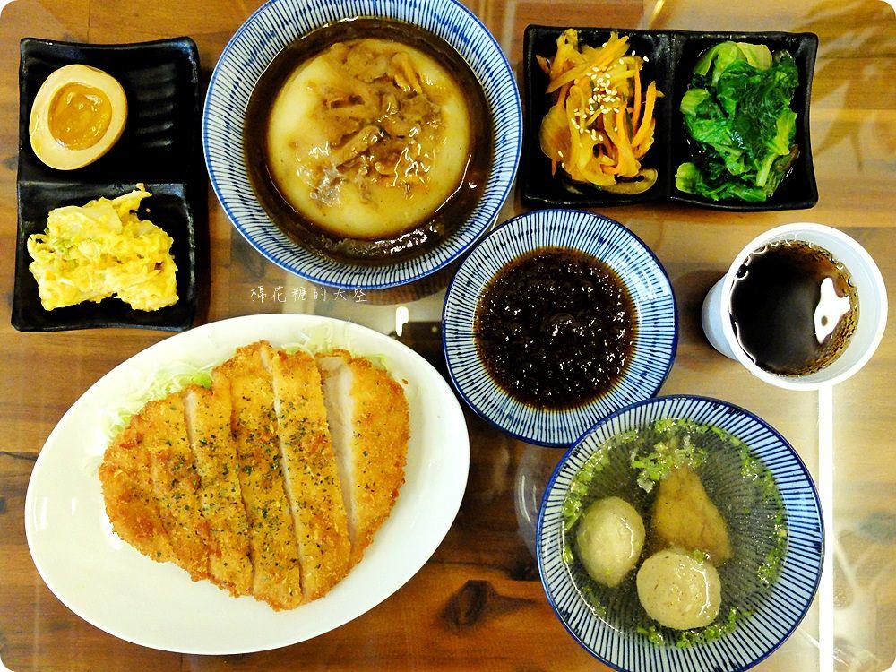 嘉義必吃-華南碗粿,民雄店特有黃金蔬菜麵CP值爆炸高,點餐還有飲料無限暢飲喔!