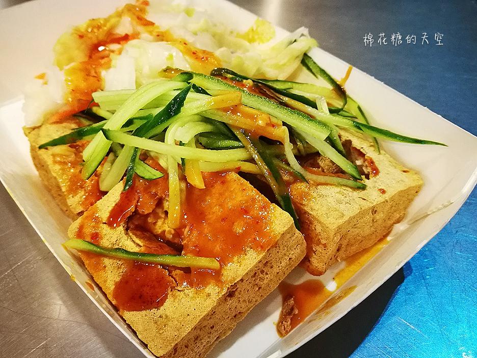 20180312232821 19 - 逢甲夜市超人氣名店一心素食臭豆腐,假日來要有排隊的準備!
