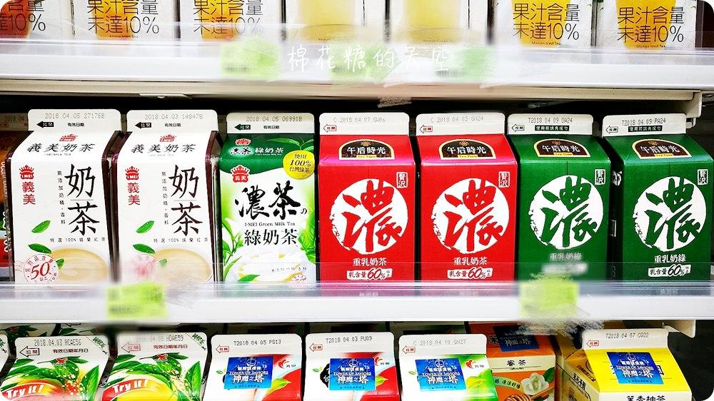 20180328165029 90 - 濃奶綠PK義美綠奶茶還有乖乖椰子牛奶來插一咖
