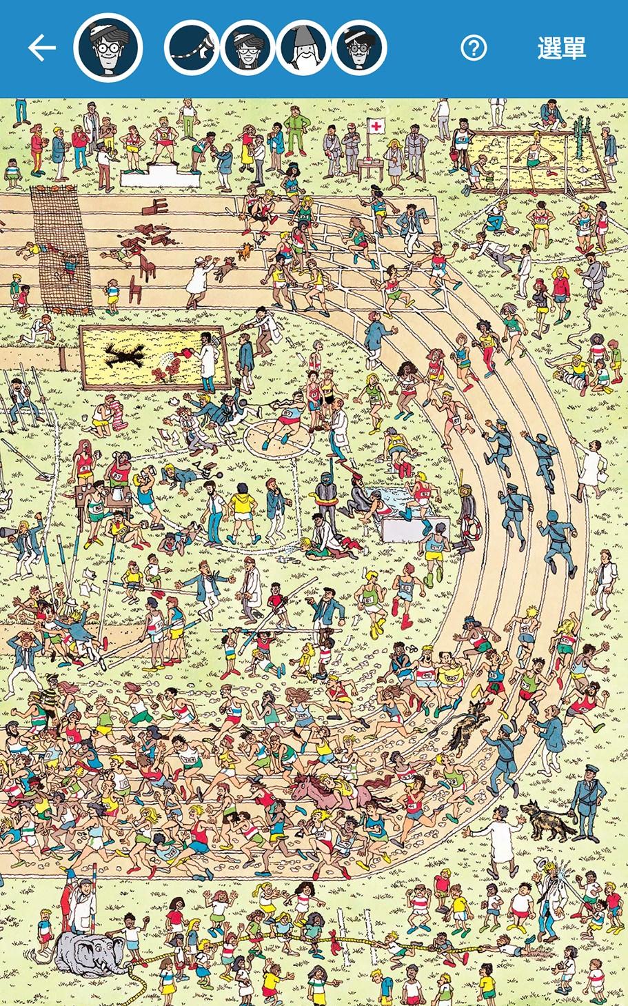 20180401082609 46 - 谷哥地圖陪你過愚人節!快點google map尋找威利!