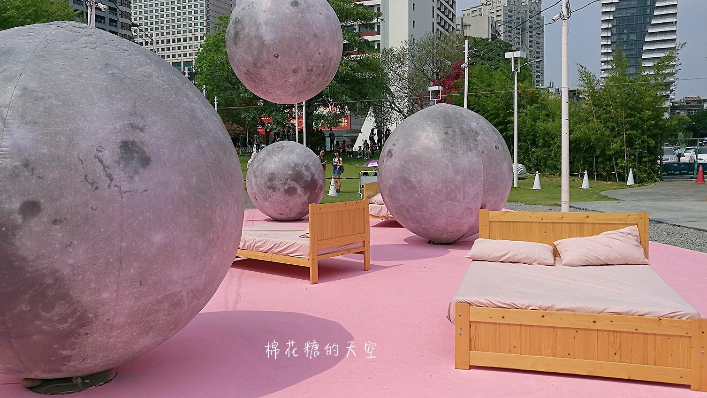 台中最新IG打卡景點-勤美術館2018粉紅現象滿滿少女心阿!