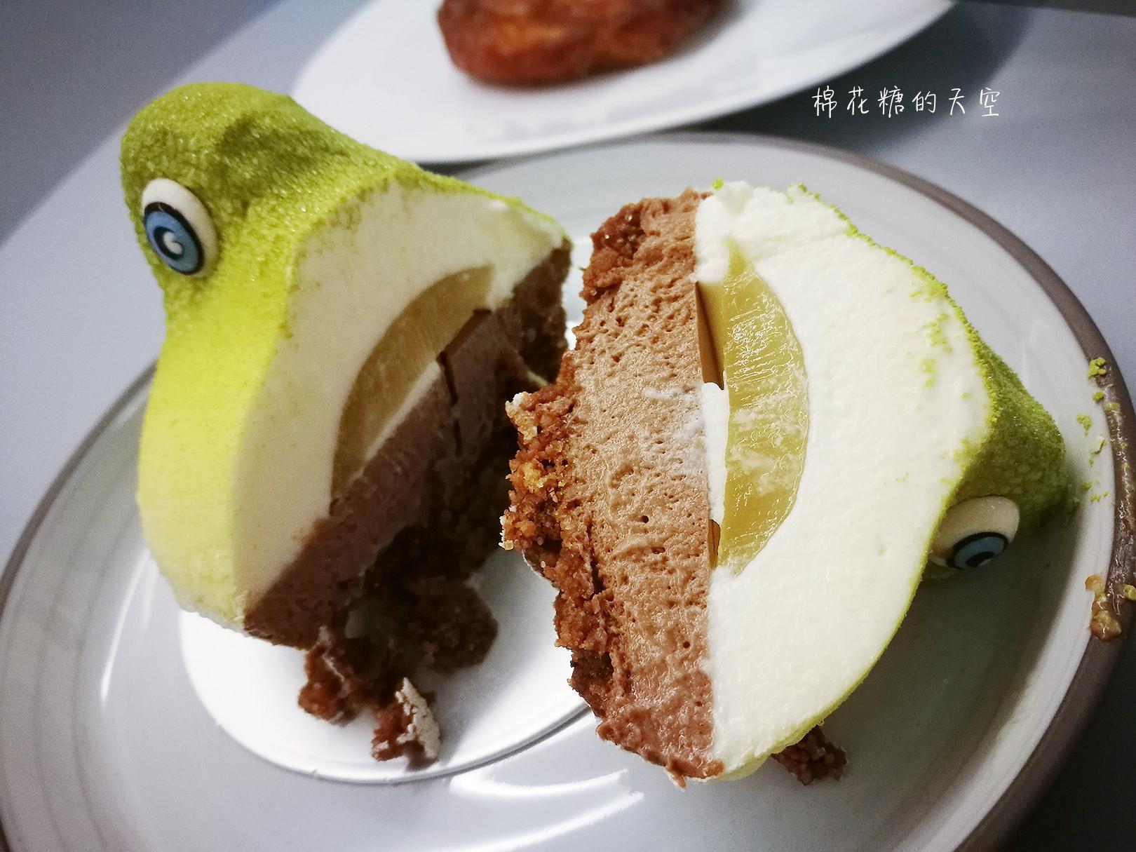 旅行青蛙化身甜點,再不回家我就把你吃掉!台中CJSJ超萌新甜點