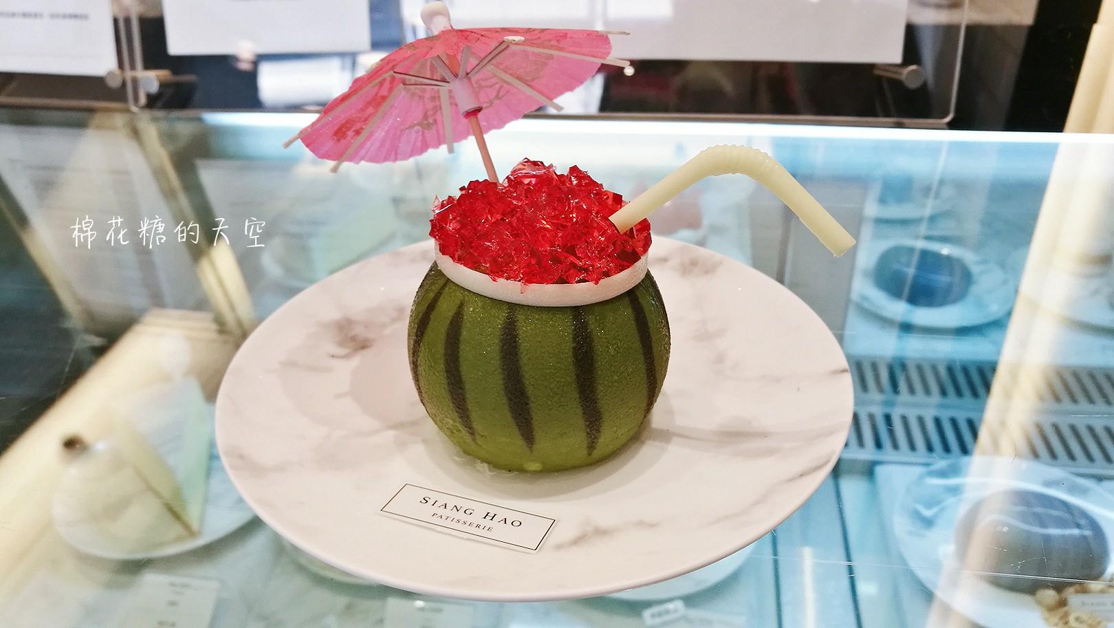 20180418222459 73 - 台中浮誇系甜點最新品-夏日西瓜,連吸管都可以吃喔!