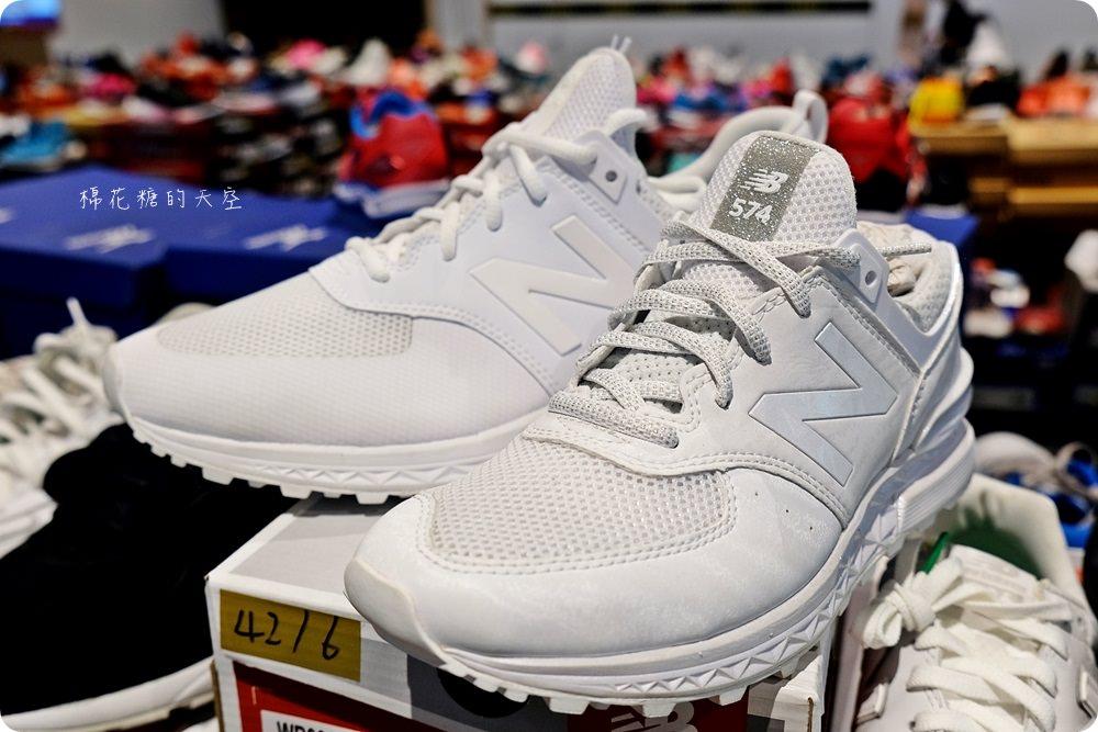 台中轉運站球鞋特賣會開跑!只有兩週下殺五折