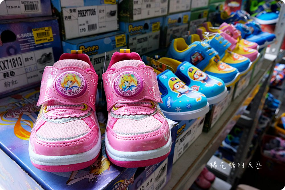 20180512115223 8 - 熱血採訪│超狂大雅童鞋會!NG小朋友涼鞋只要55元!