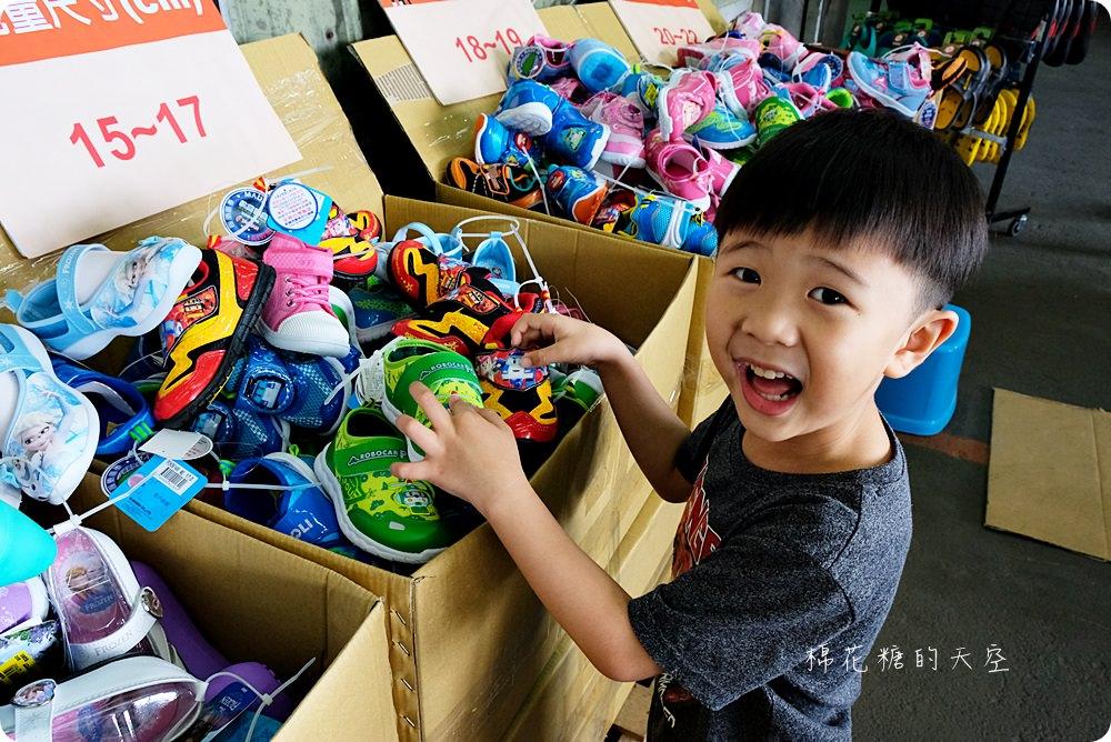 20180512115252 87 - 熱血採訪│超狂大雅童鞋會!NG小朋友涼鞋只要55元!