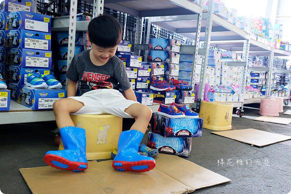 20180512115254 15 - 熱血採訪│超狂大雅童鞋會!NG小朋友涼鞋只要55元!