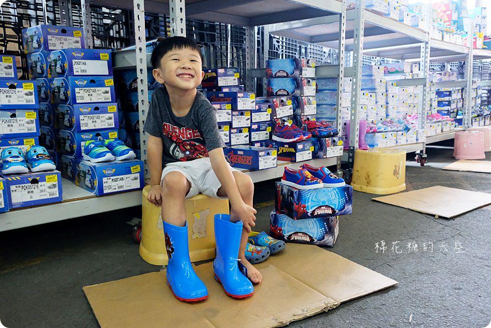 20180512115256 3 - 熱血採訪│超狂大雅童鞋會!NG小朋友涼鞋只要55元!