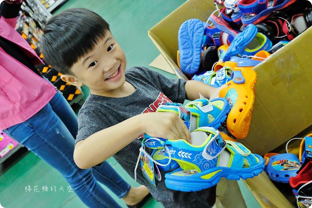 20180512115348 34 - 熱血採訪│超狂大雅童鞋會!NG小朋友涼鞋只要55元!