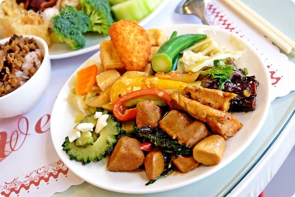 大甲團體聚餐好去處隱藏版蔬食火鍋吃到飽,招牌大甲芋頭、包餡芋圓吃免驚!