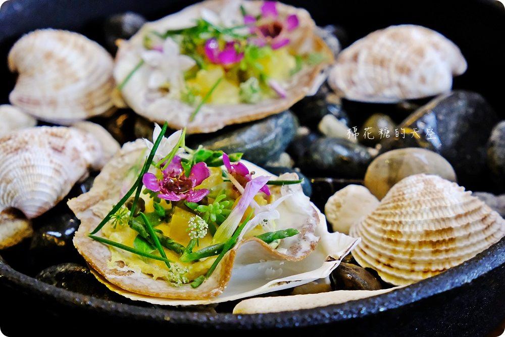 2018台中最令人期待的無菜單料理Feuille,一年只賣兩個月,吃土、吃花、吃石頭還吃泥巴!