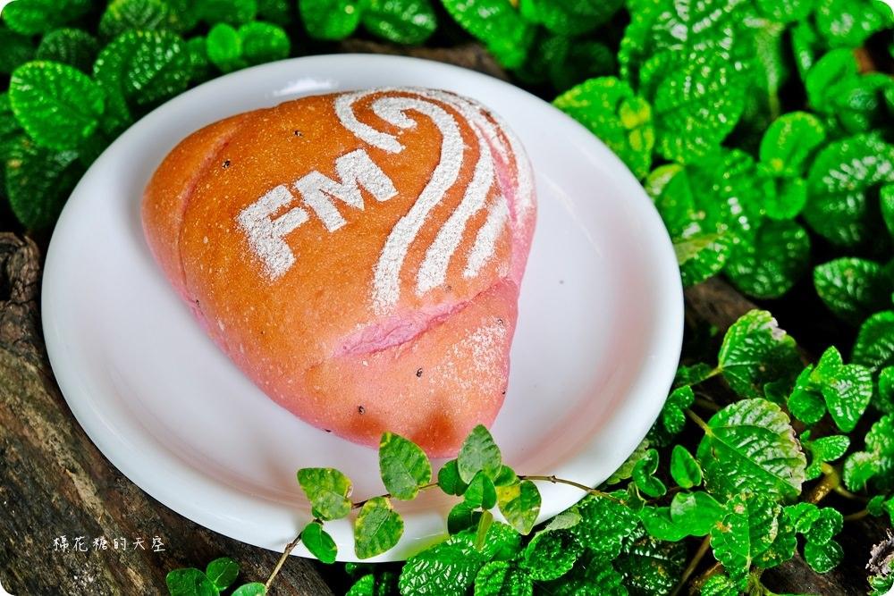 台中老牌麵包店22週年推新品,限時一週馥漫麵包滿百就送折價券