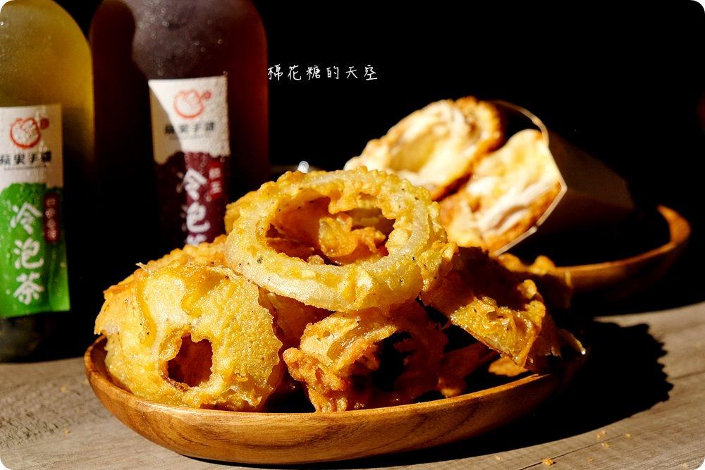 台中炸雞明日之星就是這一家!蘋果手雞爆漿啦!獨特香酥外皮炸雞桶保證一吃上癮~