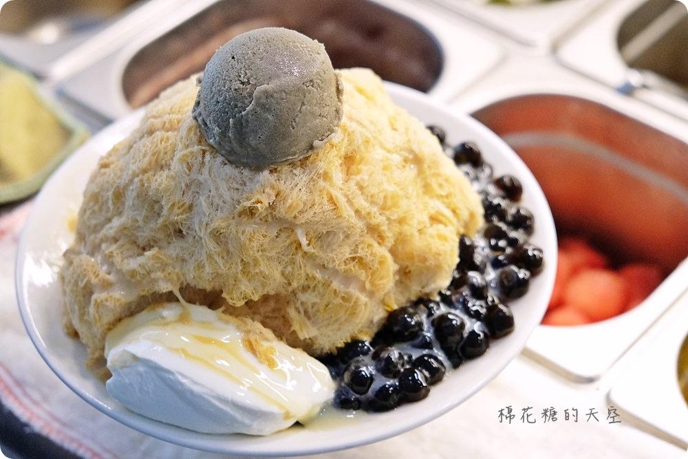 """夏天不止芒果冰,今年最夯""""奶雞冰""""-台灣第一荔枝雪花冰就在草悟道愛吃摩爾"""