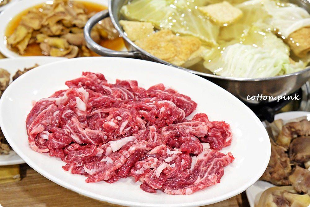 台中也能吃到道地溫體牛火鍋,你不知道的牛尾口感更迷人!牛老大涮牛肉整個稱霸~