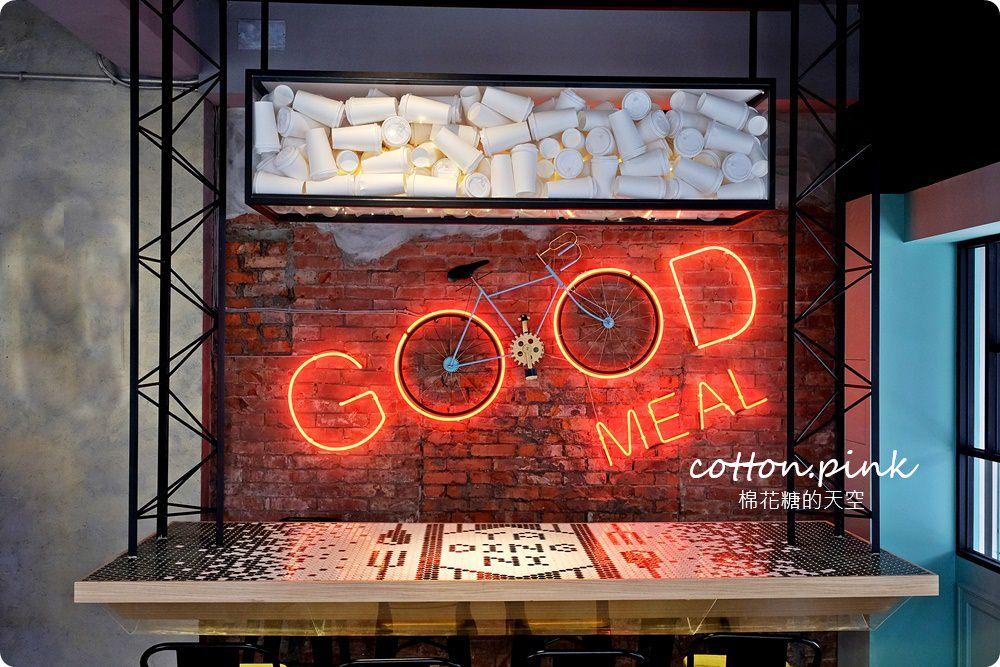 逢甲夜市好吃好拍打卡點多一家!逢甲必拍網美牆就在亞丁尼義式麵屋