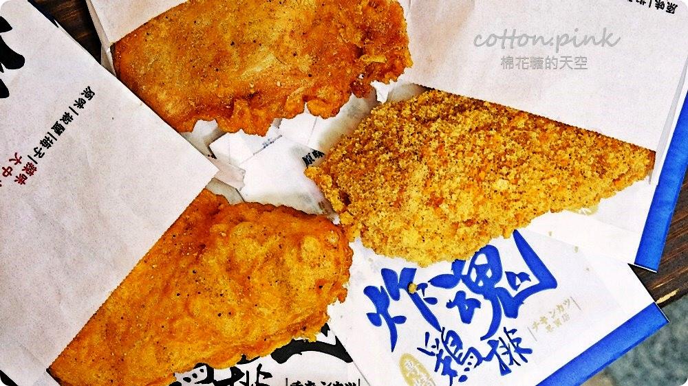 台中雞排推薦-必點金黃銷魂雞腿排~太平炸魂雞排超啾西太好吃啦!