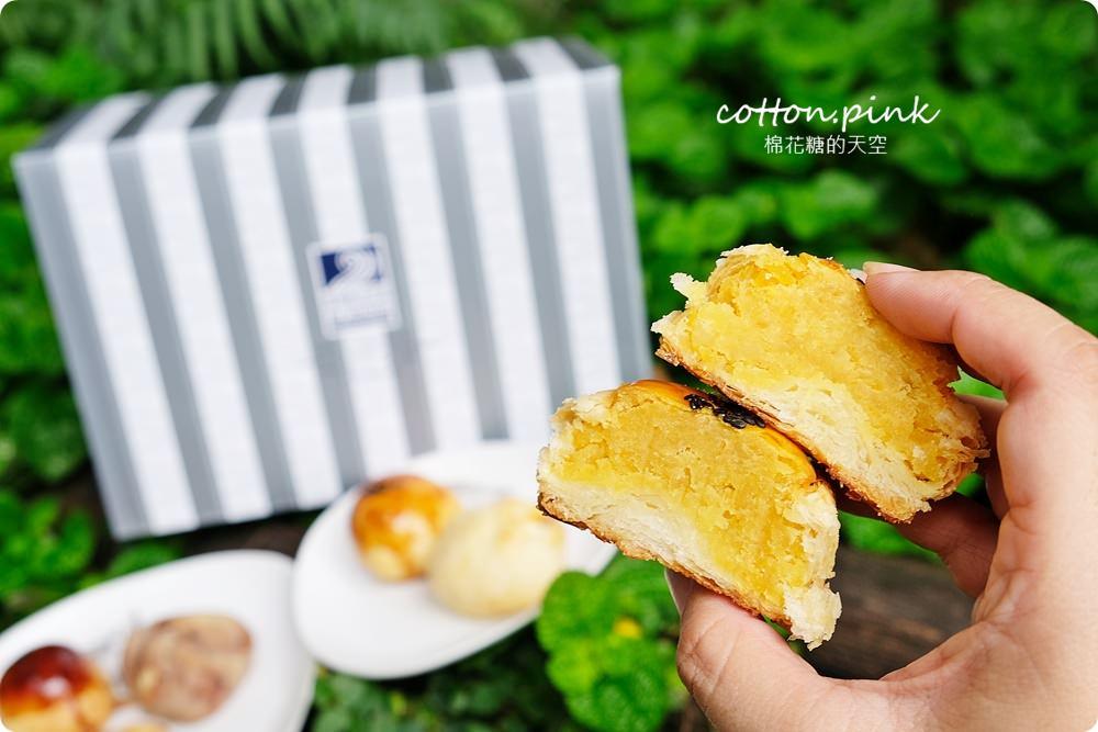 20180909213755 8 - 熱血採訪│吃膩了蛋黃酥嗎?那怎能錯過馥漫鹹蛋和鳳梨餡搭配的鳳凰酥呢?