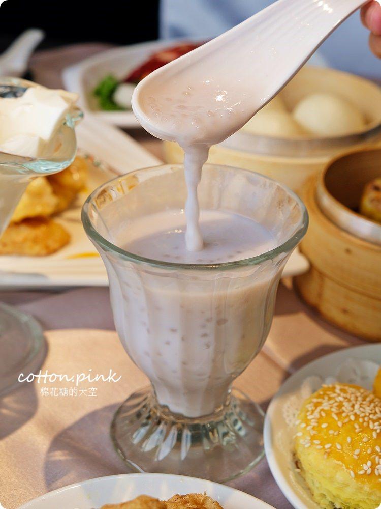 台中港式飲茶推薦|中友百貨港式飲茶有推車,京悅港式飲茶還有桌菜喔!