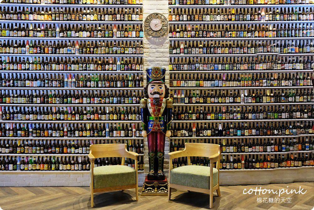 20180928174949 30 - 熱血採訪│400多款精釀啤酒隱身在青海路的薩克森餐酒館旗艦店,太誇張喝都喝不完啦