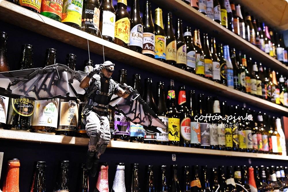 20180928175008 45 - 熱血採訪│400多款精釀啤酒隱身在青海路的薩克森餐酒館旗艦店,太誇張喝都喝不完啦