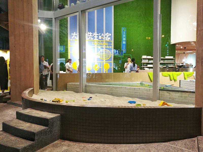 20181127222040 22 - 台中親子餐廳重新開幕,大樹先生台中店多種運動設備快帶孩子來放電