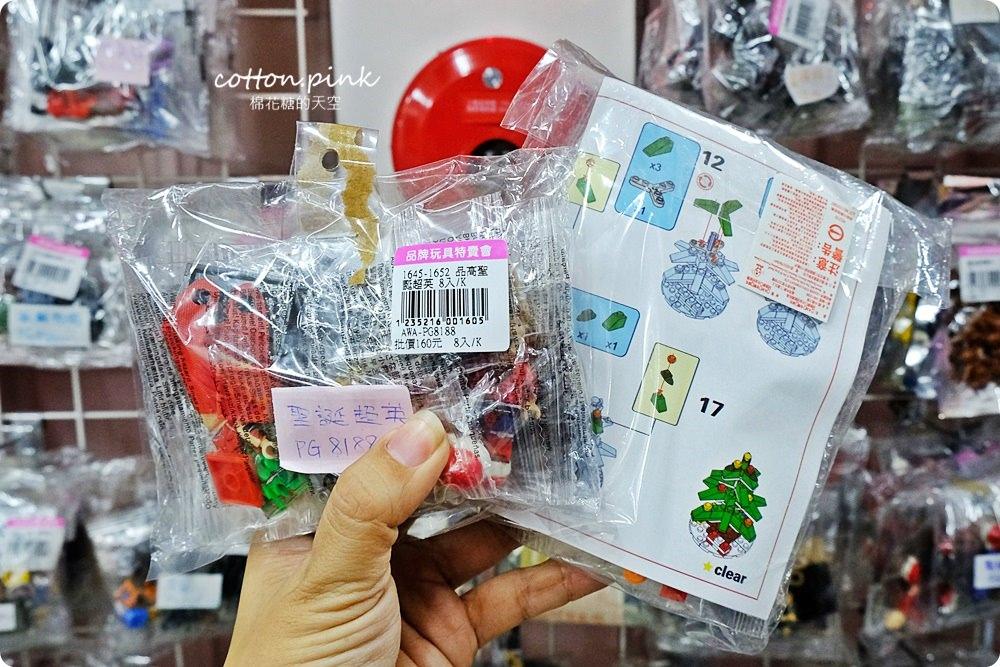 20181211113455 21 - 熱血採訪│台中聖誕禮物批發,不只大人小朋友會瘋狂,還有超多玩具可以逛