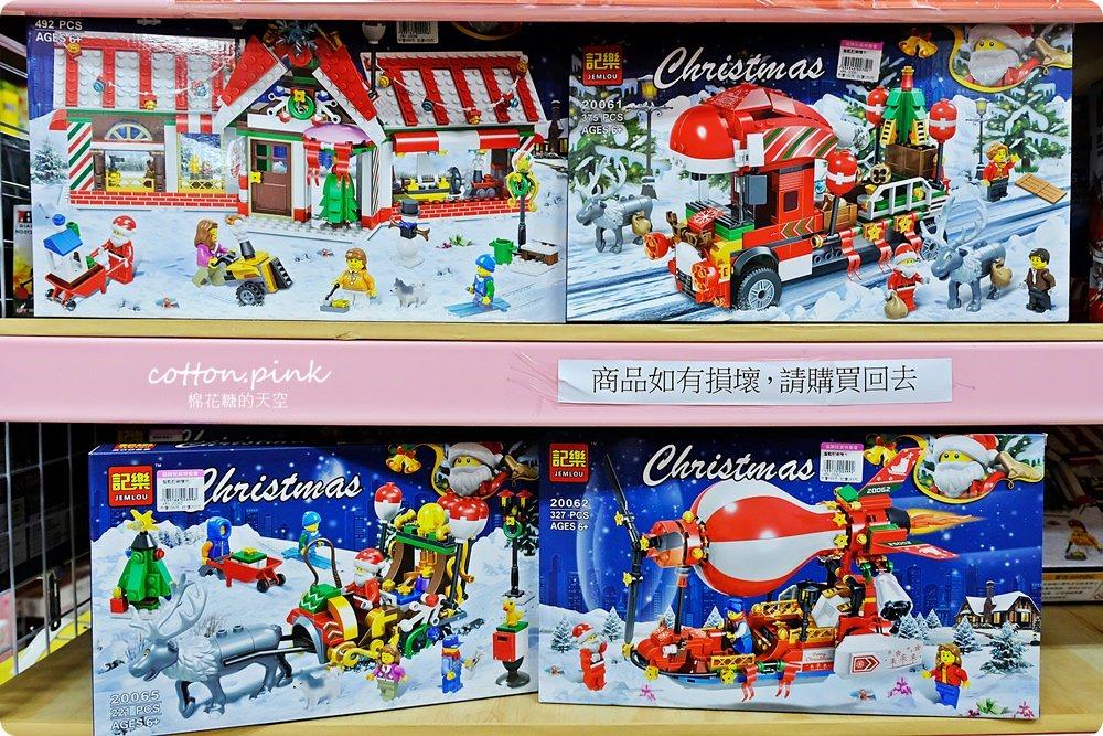 20181211113541 63 - 熱血採訪│台中聖誕禮物批發,不只大人小朋友會瘋狂,還有超多玩具可以逛