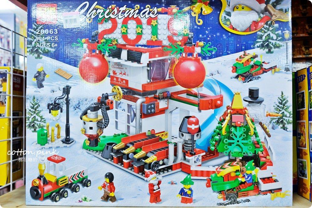 20181211113546 36 - 熱血採訪│台中聖誕禮物批發,不只大人小朋友會瘋狂,還有超多玩具可以逛