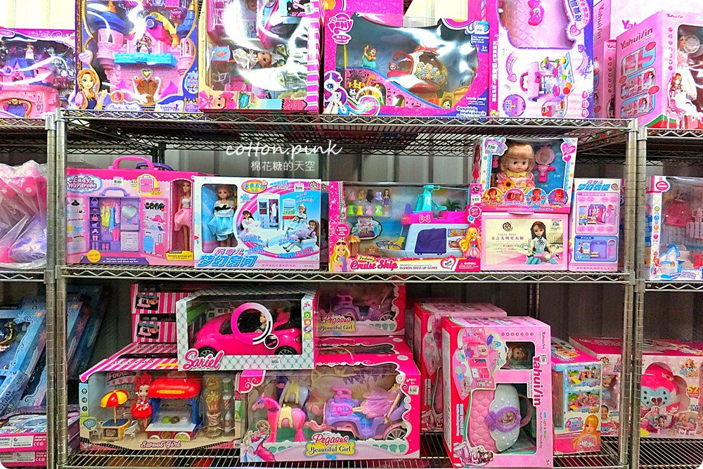 20181211113604 8 - 熱血採訪│台中聖誕禮物批發,不只大人小朋友會瘋狂,還有超多玩具可以逛