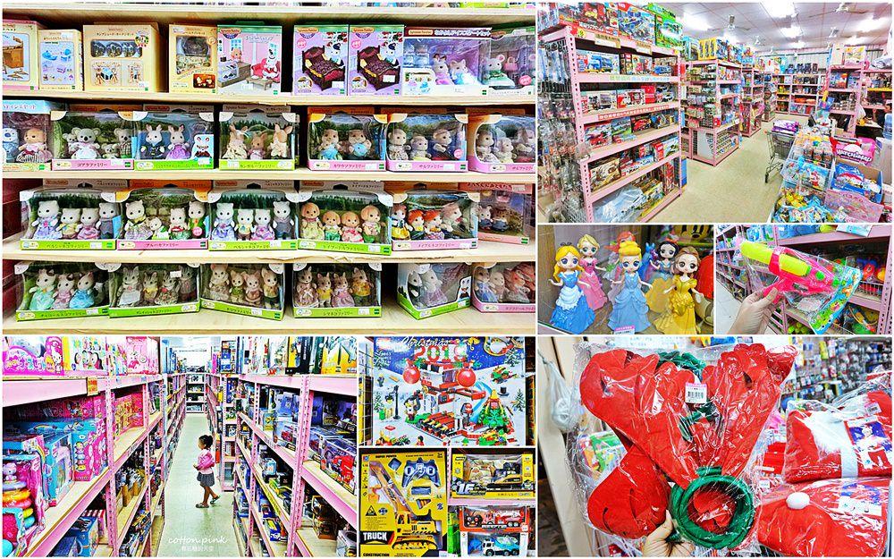 20181211115440 89 - 熱血採訪│台中聖誕禮物批發,不只大人小朋友會瘋狂,還有超多玩具可以逛