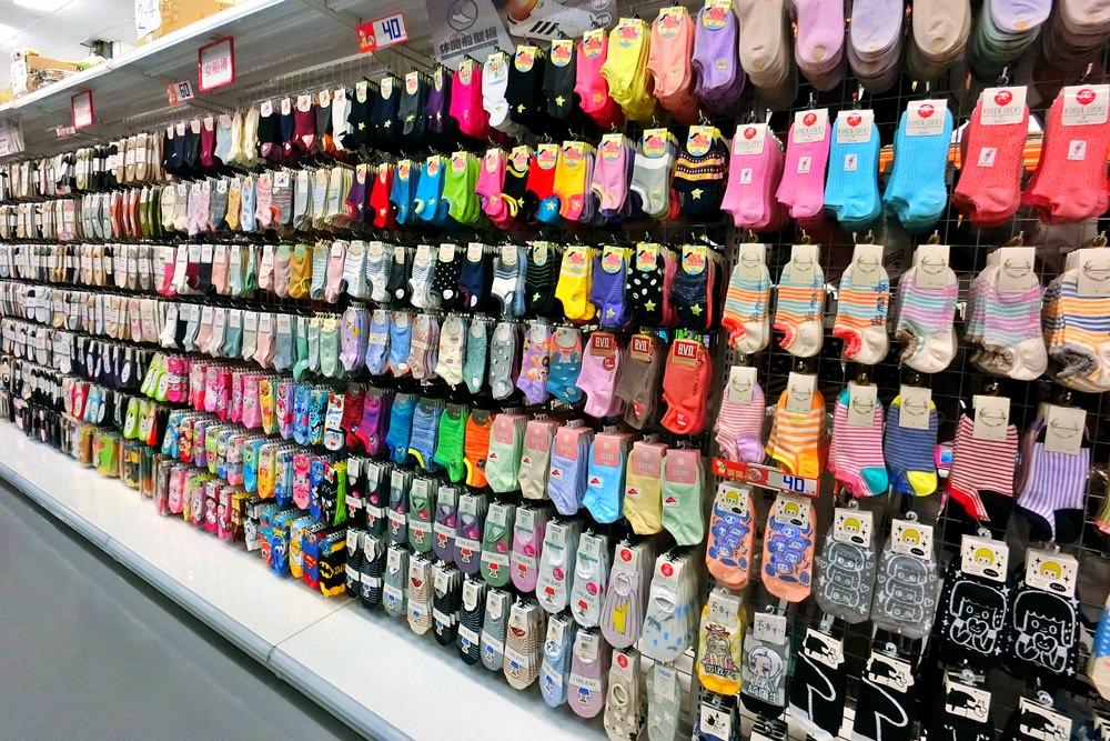 20181218205918 64 - 熱血採訪│超過100坪的會場也太好逛!保暖襪子、內褲、毛巾、刷毛褲、圍巾通通都在襪寶暢貨中心,