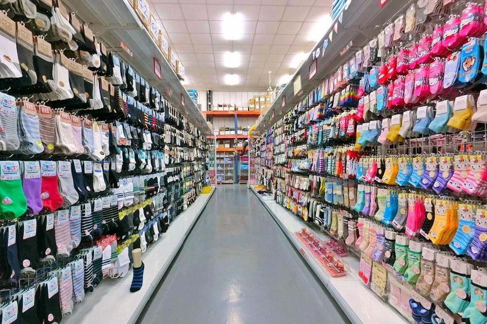 台中大雅襪寶暢貨中心太好買!誰來幫我剁手手?加購衛生紙也是破盤價