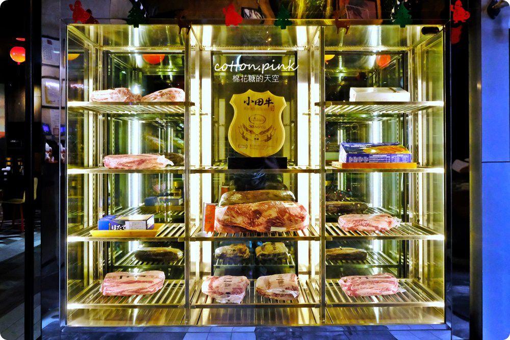台中崇德路火鍋徵求大胃王!肉魂最新菜單有一百盎司牛豬肉盤像山一樣外加蝦、蟹來助陣