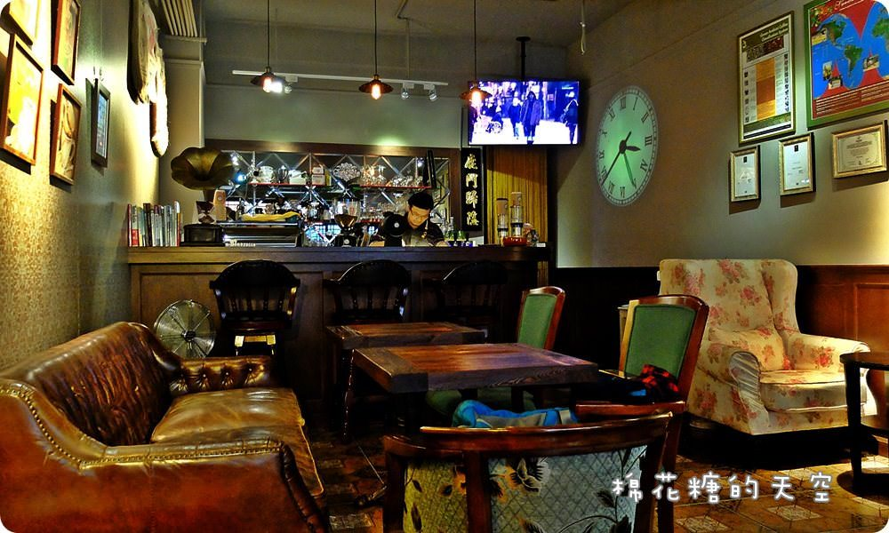 台中咖啡真心推薦~七家好店不只咖啡香,老宅、甜點、貓咪、腳踏車還有深夜限定的唷!