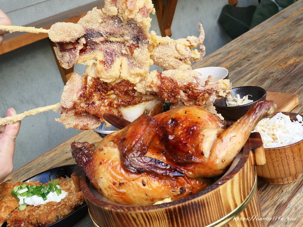 草悟道旁台中新商圈-模範市場週邊美食初整理,集傳統小吃與文青網美店於一身/鑫大略