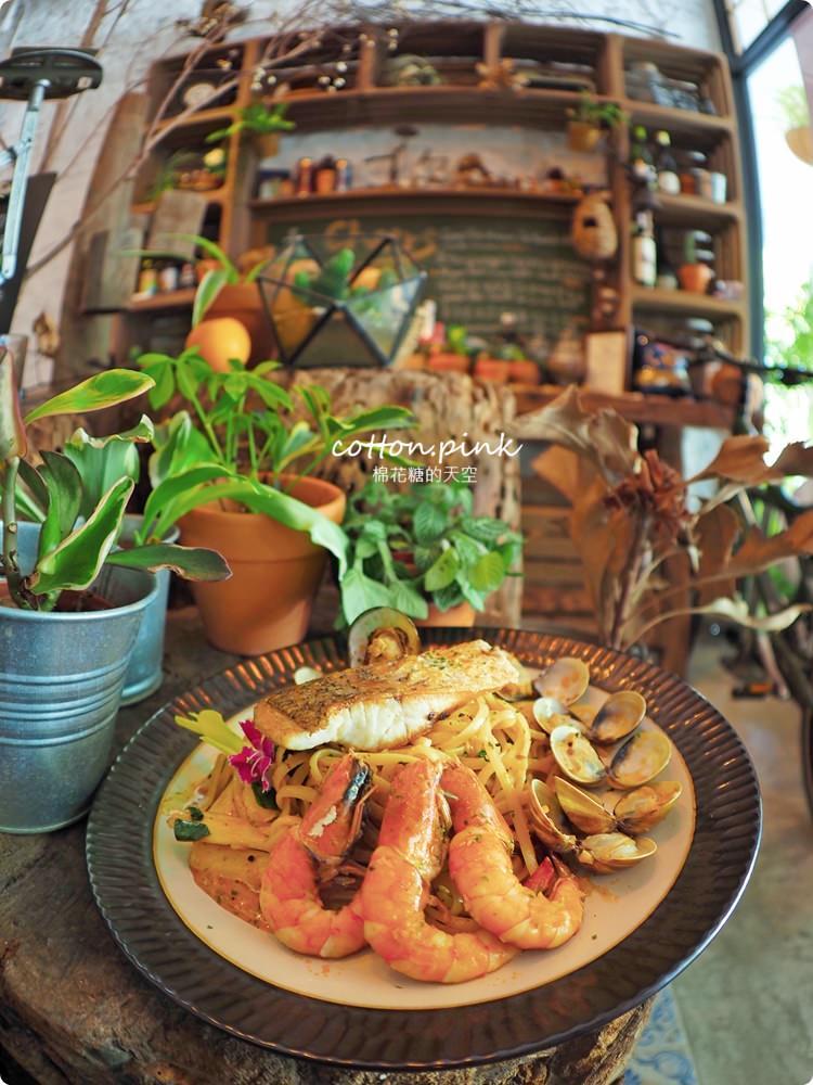 台中地中海餐廳推薦-勤美商圈里頌地中海餐廳集優雅與慵懶於一身