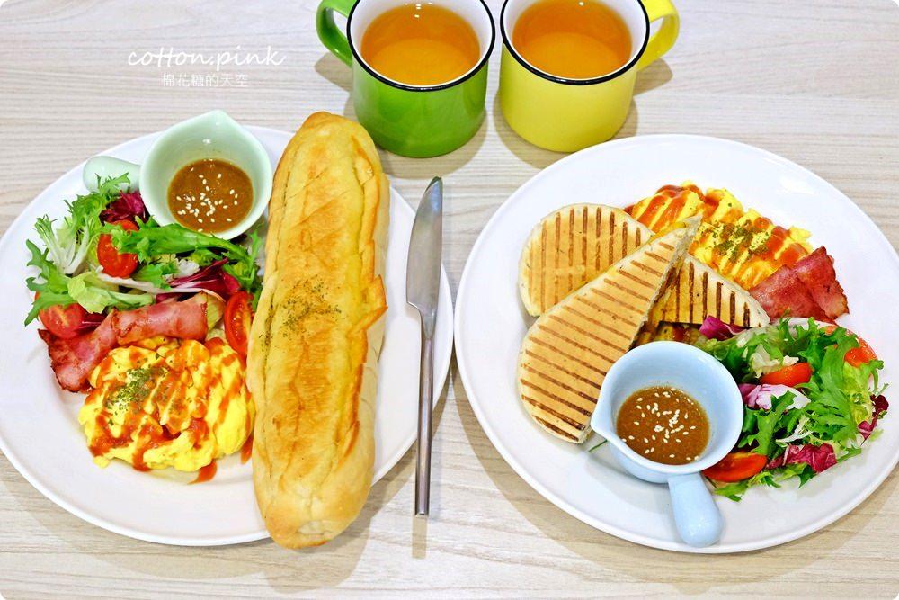 20190301054043 10 - 熱血採訪│台中超大份量早午餐,FUN輕鬆直接給你整條法國吐司