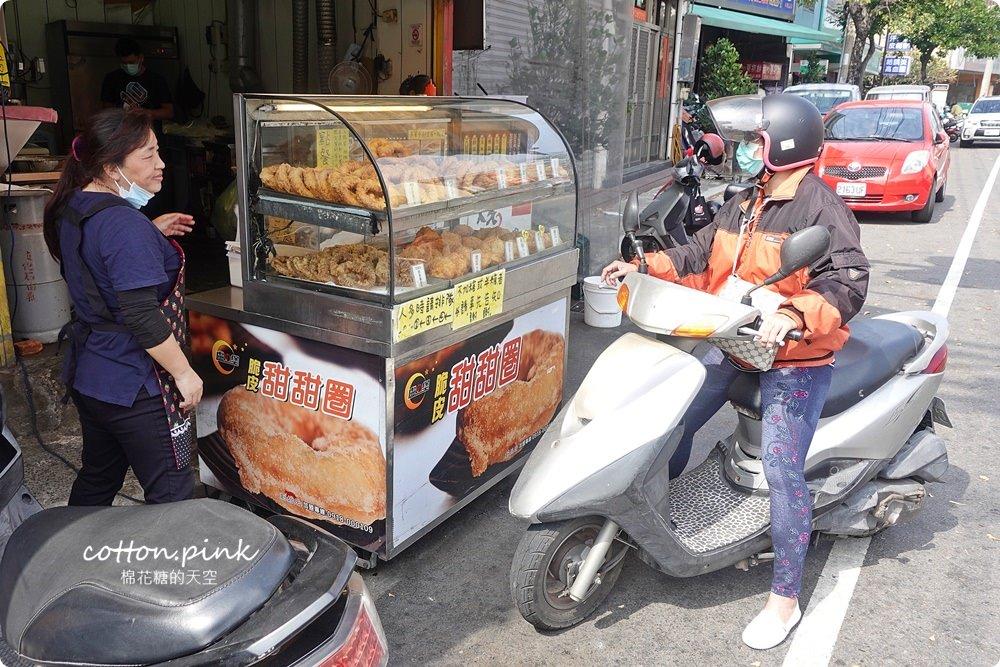 20190305074705 12 - 沙鹿人氣美食-路邊脆皮甜甜圈下午茶時間叫人無法抗拒阿!