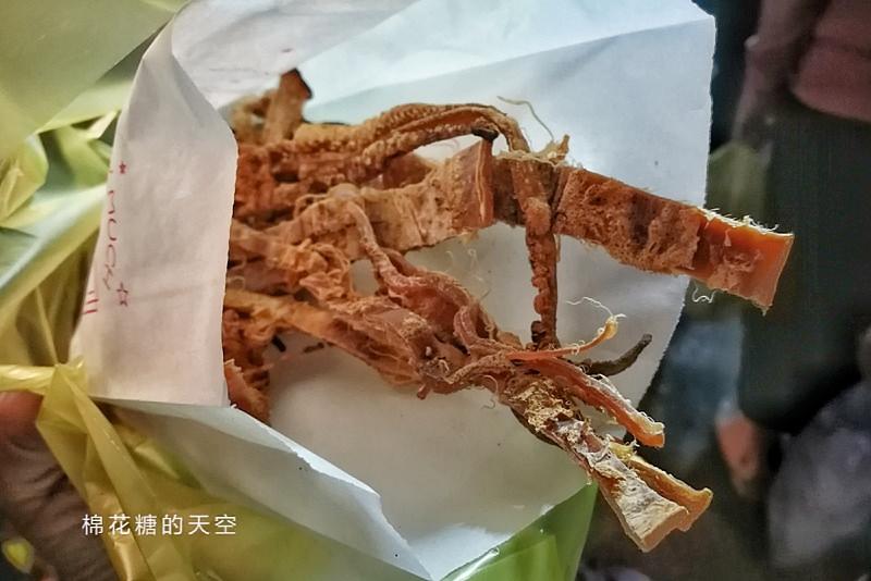 20190323230551 5 - 台中旱溪夜市排隊美食-碳烤蜜汁魷魚絲季節限定唷!