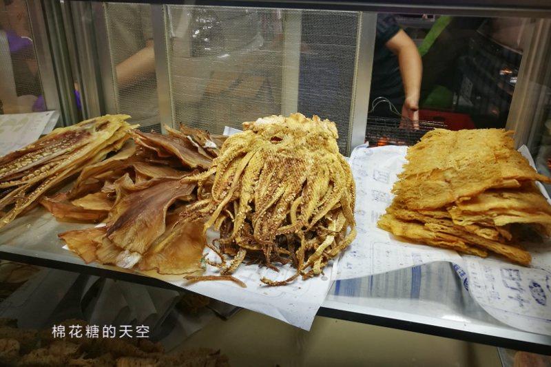 20190323230701 4 - 台中旱溪夜市排隊美食-碳烤蜜汁魷魚絲季節限定唷!